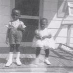 Joel and Janet, siblings