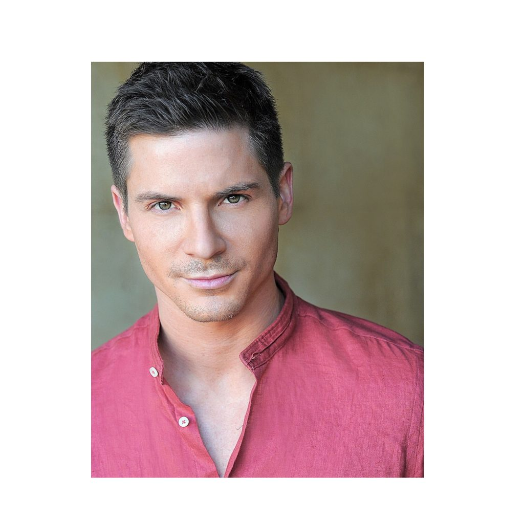 From My Big Eyes Interview With ABC Soap Opera Star Robert Palmer Watkins