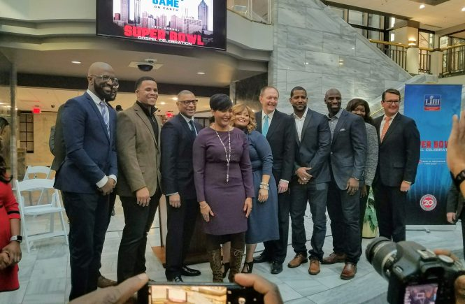 Get Your Praise On at the 20th Annual Super Bowl Gospel